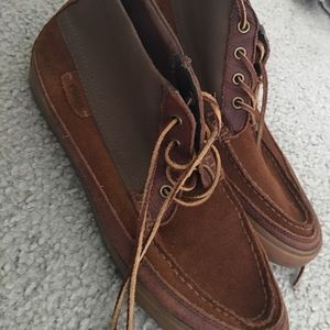 Authentic Polo boots